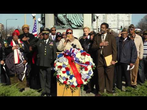 The 89th Annual Bronzeville Veterans Day Parade 11/11/15