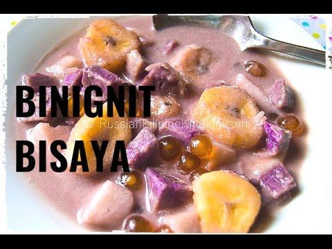 Binignit Recipe (Binignit Bisaya)