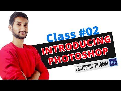 Adobe Photoshop CC Tutorial | introducing photoshop | Photoshop Bangla Tutorial - Class #02
