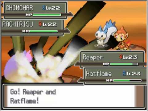 Pokemon Platinum Playthrough! Part 11: The Sacred Exp Share!