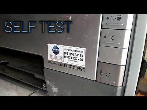 EPSON 1390 - manual check