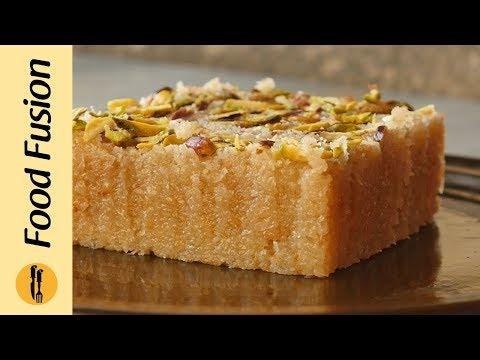 Coconut Barfi Recipe By Food Fusion
