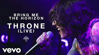 Bring Me The Horizon - Throne (Live on the Honda Stage at Webster Hall)