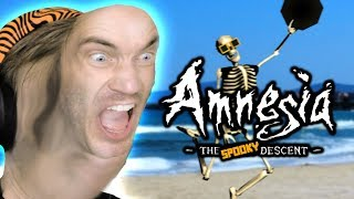 I play a forbidden Amnesia mod