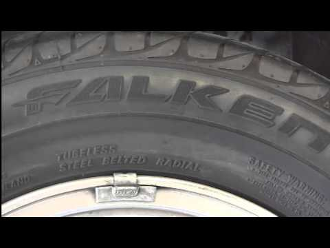 Tire Identification - Understanding how to read tire sidewall information and tire size