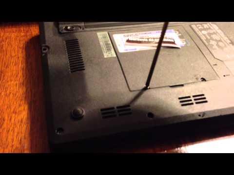EEE PC 4G Ram Swap