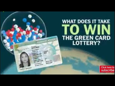 Here's what you need to know about the diversity visa lottery program