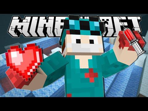 Minecraft | I'M A SURGEON!! | Custom Map