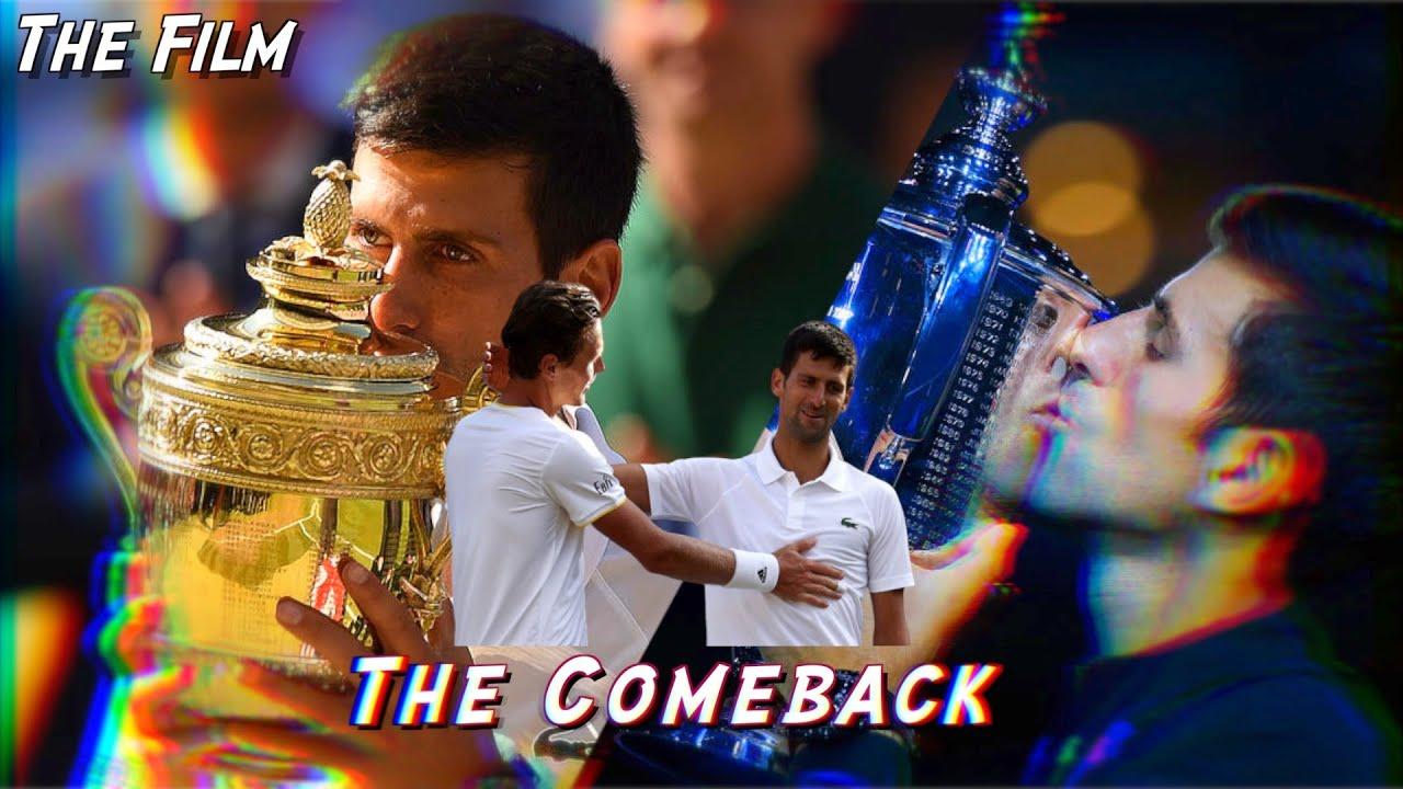 Novak Djokovic   The Comeback - 2018 Season [FILM] ᴴᴰ