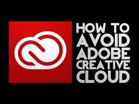 How to uninstall adobe creative cloud (peradise king)
