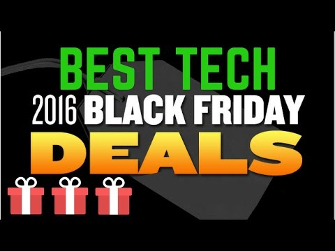 The BEST Black Friday 2016 Tech Deals! Amazon, Best Buy, Target, Walmart!