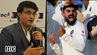 Kohli is two-times more aggressive than me: Ganguly