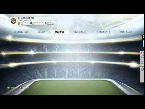 Fifa 14 Ultimate Team Problem