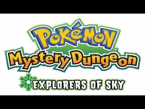 Pokemon Mystery Dungeon Explorers Of Sky : A Wish For Peace