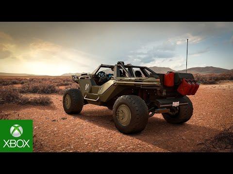 Halo Warthog comes to Forza Horizon 3