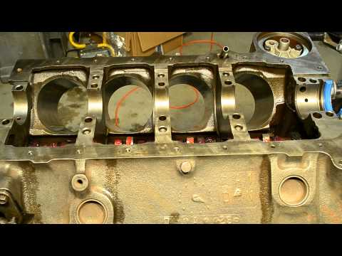 Camshaft and Crankshaft Installation Part 1 - Building a Small Block Chevy Part 3