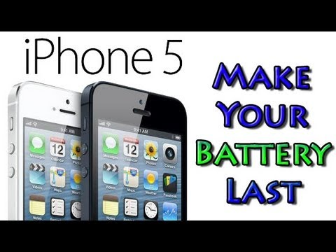 iPhone 5: How to Turn Off 4G (& Save Your Battery Life)​​​ | H2TechVideos​​​