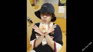 FMYokohama  Shin WonHo  E*Kradio 03/09/2019 「 SHINくんの夜のチューすDAY 」