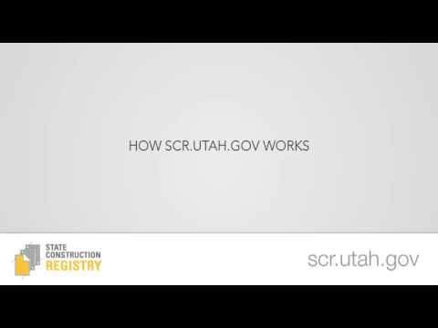 Utah's SCR Overview