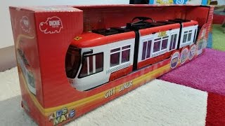 """Dickie Toy Tram """"City Liner,, 