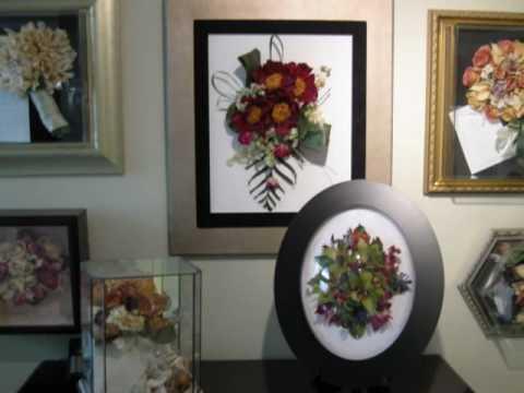 Preserve Your Bridal Bouquet!