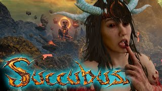 Succubus Is The EDGIEST Game on Steam