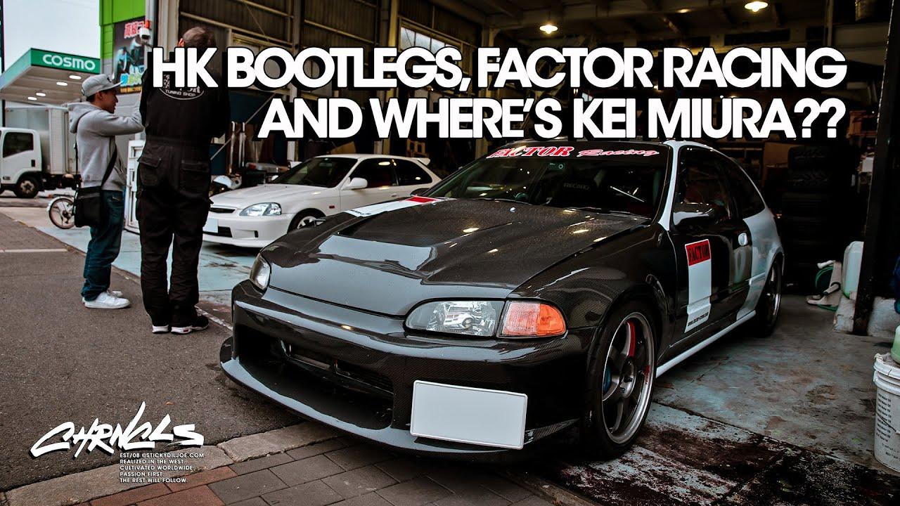 HK Bootlegs, Factor Racing, and Where's Kei Miura??