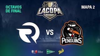 Origen España VS The G-Lab Penguins - Copa El Corte Inglés - Mapa 2