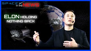 Starship Production Streamlining Is Critical Says Elon Musk | SpaceX in the News