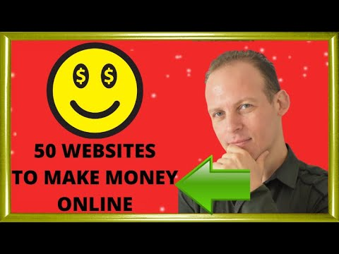How To Make Money Online 50 Business Ideas And Websites To Make Money