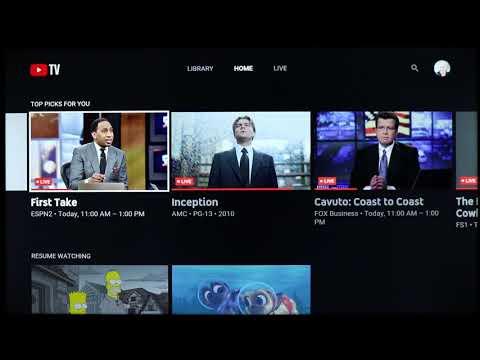 First Look: YouTube TV on Roku Players & Roku TV