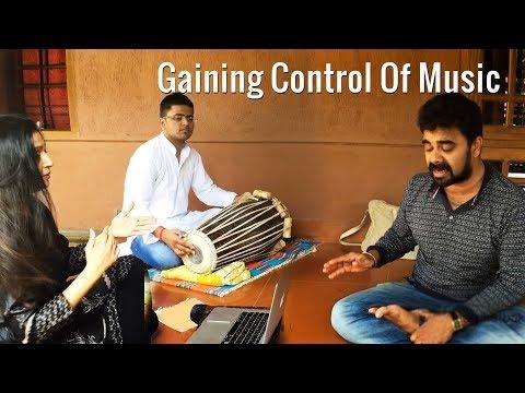 Gaining Control Of Music   Sargam in Jhaptaal   Watch Guru Pali Chandra tutoring her students