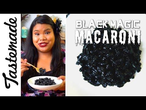 Black Magic Macaroni   The Tastemakers-Jen Phanomrat