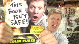 The Colin Furze BOOK!!!!