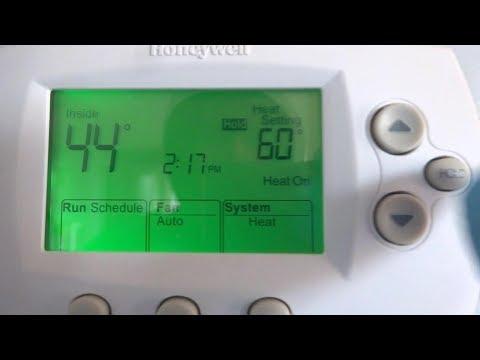 propane gas furnace not heating house