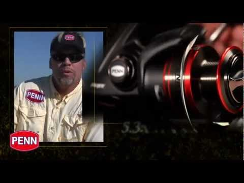 Fierce™ Spinning Reel Product Review by PENN®