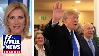 Ingraham: Trump takes on the elites in Davos