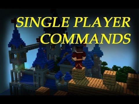 ~Instalación de Single Player Commands (Forge)-Minecraft 1.6.4~