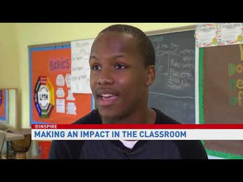INSPIRE: Making an impact in the classroom