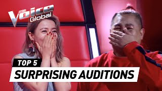 The Voice Global   BEST Blind Auditions of EUROPE - PakVim