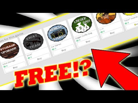 HOW TO GET FREE GAME-PASSES ON ROBLOX!! *WORKS 100%!!* | Roblox