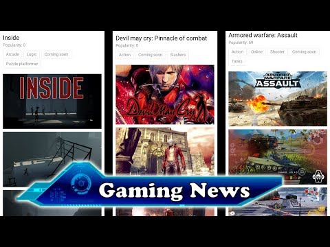 Gaming new #1 | Inside , Harry Potter Hogwarts mystery , devil may cry , warhammer quest 2