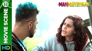 Taapsee Pannu insults Vicky Kaushal