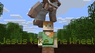 Vine Recreation (Minecraft Animation) - Jesus Take The Wheel