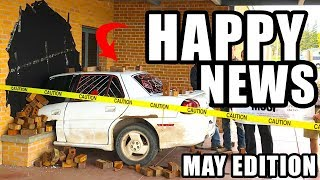 "Police Thought This ""Car Accident"" Was AWESOME! 