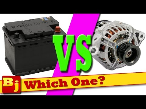 Battery or Alternator - How to Tell Which one is Bad - and QandA