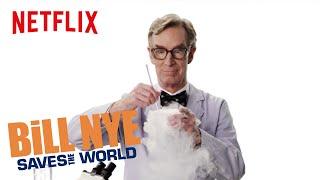 Bill Nye Saves the World | Season 2 Announcement | Netflix