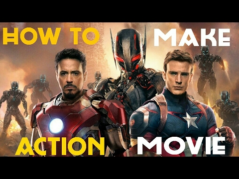HOW TO MAKE ACTION MOVIE ON  ANDROID