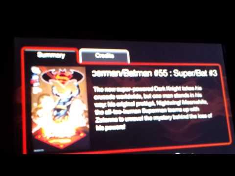 Digital Comics on Sony PSP