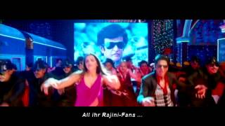 """Lungi Dance"" The Thalaiva Tribute - Chennai Express [Deutsch]"